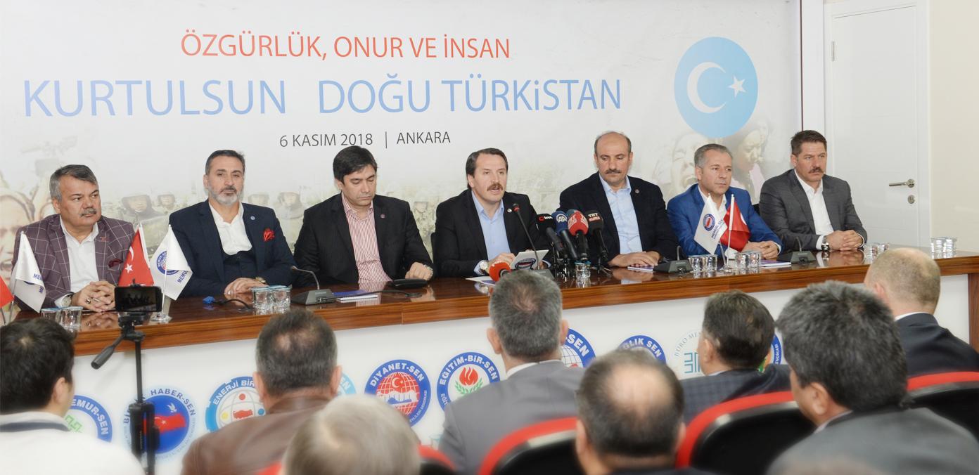 doğu türkistan nüfusu