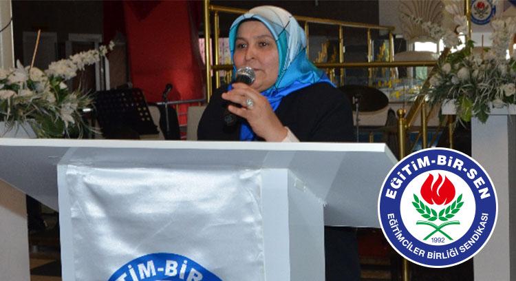 Öçal: 'Kadın İffetine Yapılan Saldırıları Kınıyoruz'