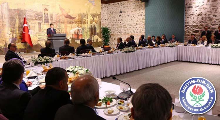 Gündoğdu'dan Başbakan Davutoğlu'na Çözüm Raporu
