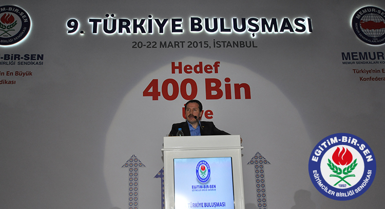 9. Türkiye Buluşması İstanbul'da Yapıldı