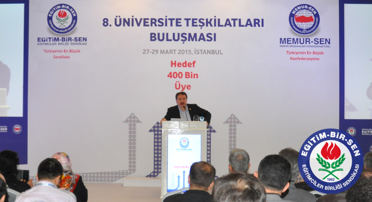 8. Üniversite Buluşması Sonuç Bildirgesi