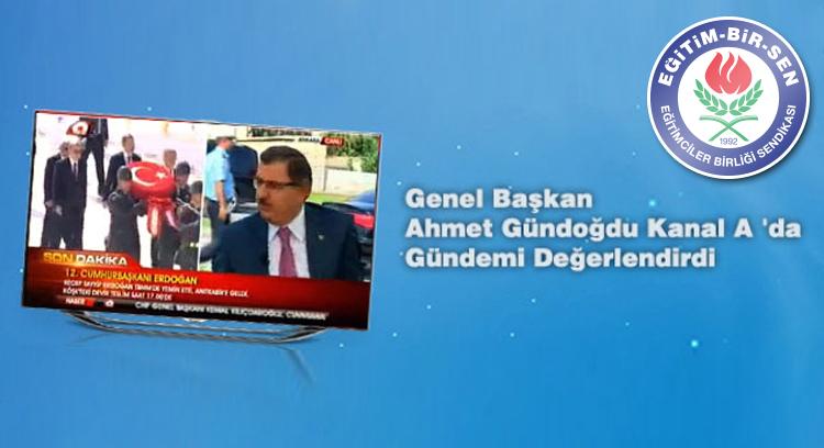 Yeniden Büyük Türkiye Vizyonu İçin Sorumluluk Alacağız
