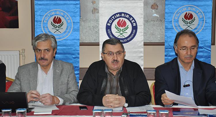19. Milli Eğitim Şûrası Hazırlık Çalıştayı Kızılcahamam'da Yapıldı