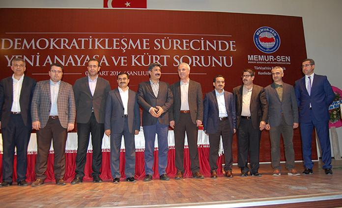 Ramazan Çakırcı, Anayasa Paneli