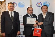 Uluslararası Eğitim Sendikacılığı Sertifika Törenini gerçekleştirdik