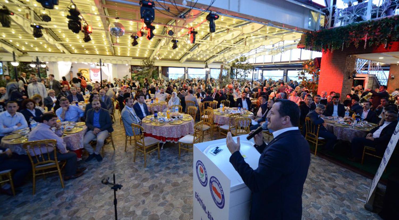 Türkiye'nin en büyük sendikası olarak yola devam ediyoruz…