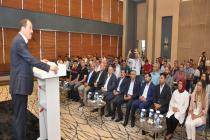 'Basın-İletişim Şube Başkan Yard. Eğitim ve İstişare' toplantısı