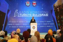 6. Kadın Komisyonları Türkiye Buluşmamızı gerçekleştirdik
