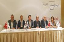 Eğitim İşbirliği Anlaşmaları ve Başkanlar Kurulu Toplantısı Ürdün