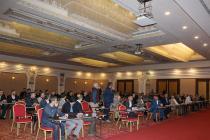 Teşkilatlanma Şube Başk. Yard. Eğitim ve İstişare Toplantısı