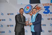 'Vefa Buluşması' programı ve kısa film yarışması ödül töreni yapıldı